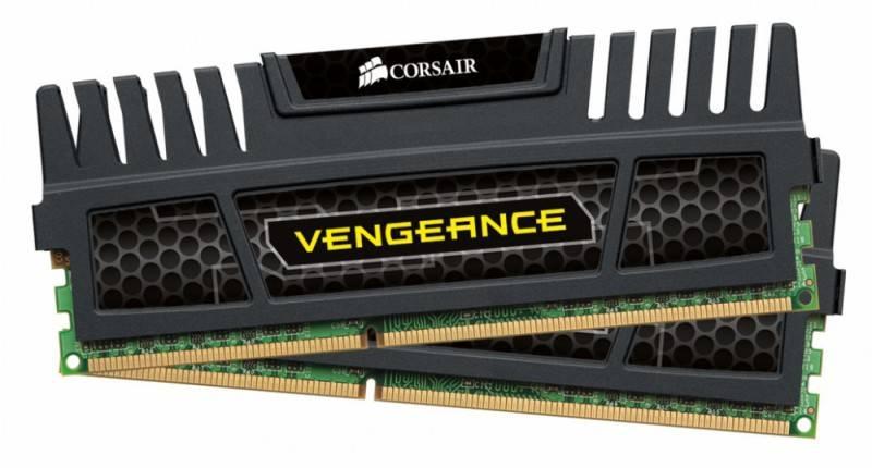 Модуль памяти DIMM DDR3 2x4Gb Corsair CMZ8GX3M2A1600C8 - фото 3