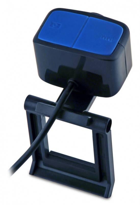 Веб-камера Oklick LC-115S черный - фото 2