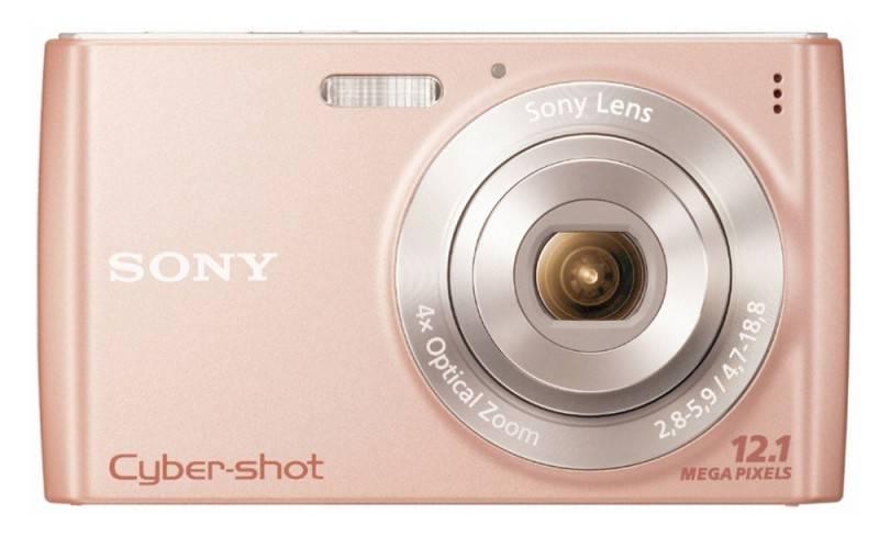 Фотоаппарат Sony Cyber-shot DSC-W510 розовый - фото 2