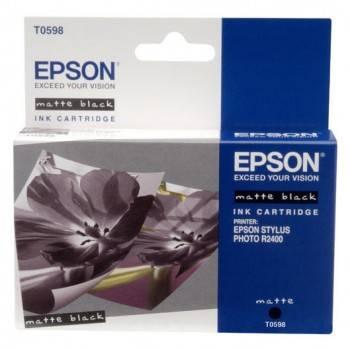 Картридж струйный Epson T0598 черный матовый (C13T05984010)