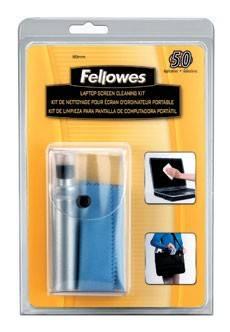 Чистящий набор (салфетки + спрей) Fellowes CRC-22019 (салфетка и спрей) (FS-2201909)