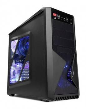 Корпус ATX Zalman Z9 Plus черный
