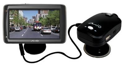 """GPS-навигатор Mitac Mio Moov S650 (+ видеорегистратор Mio Moov) 5"""" черный - фото 1"""