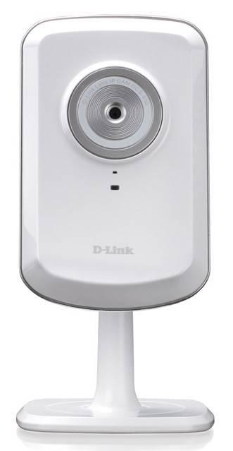 Веб-камера D-Link DCS-930 белый - фото 1
