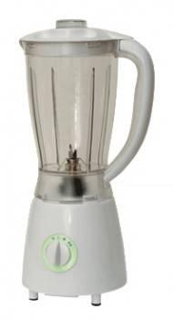 Блендер стационарный Polaris PTB0201 белый/оранжевый, мощность 350Вт, объем чаши 1.25л