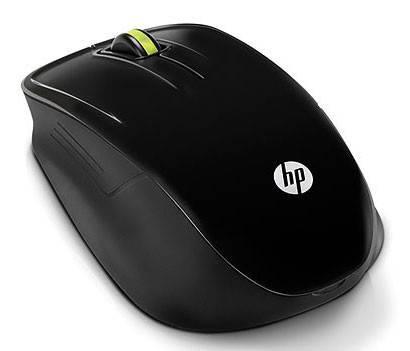 Мышь HP XA964AA черный - фото 1