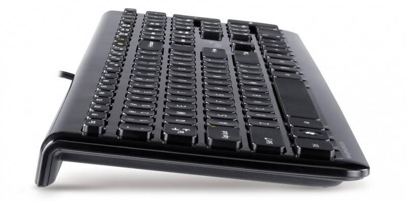 Клавиатура Genius SlimStar i220 черный - фото 2
