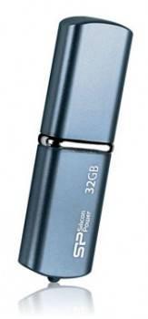 Флешка Silicon Power LuxMini 720 32ГБ USB2.0 синий (SP032GBUF2720V1D)