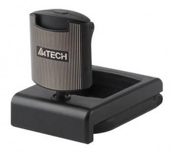 Веб-камера A4 PK-770G черный / серый