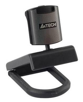 Камера Web A4 PK-770G черный/серый - фото 2