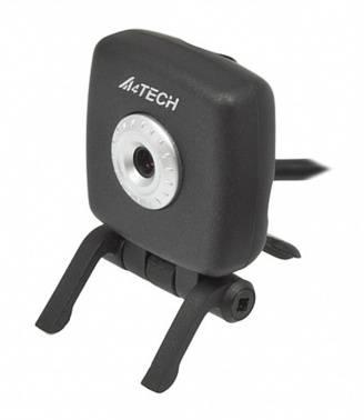 Камера Web A4 PK-836F черный/серебристый
