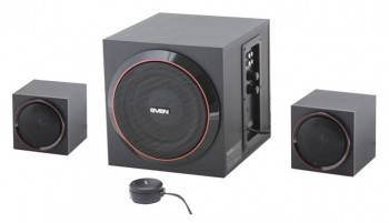 Колонки Sven MS-1080 черный (SV-01301080CH)