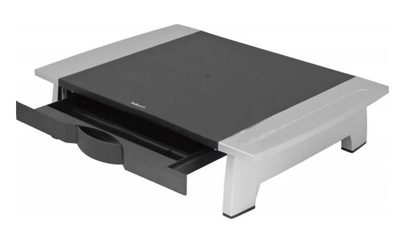 Подставка под монитор Fellowes CRC-80311 черный/серый (FS-80311) - фото 1