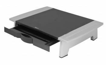Подставка под монитор Fellowes CRC-80311 черный/серый (FS-80311)