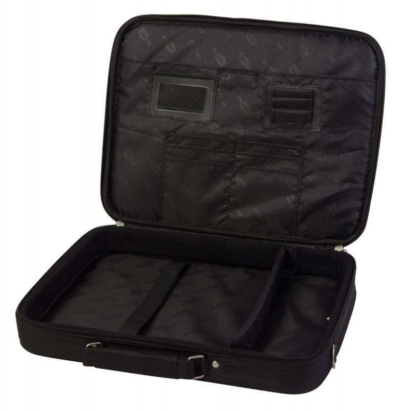 """Сумка для ноутбука 15.6"""" PC Pet 600D черный (PCP-A1015BK) - фото 2"""