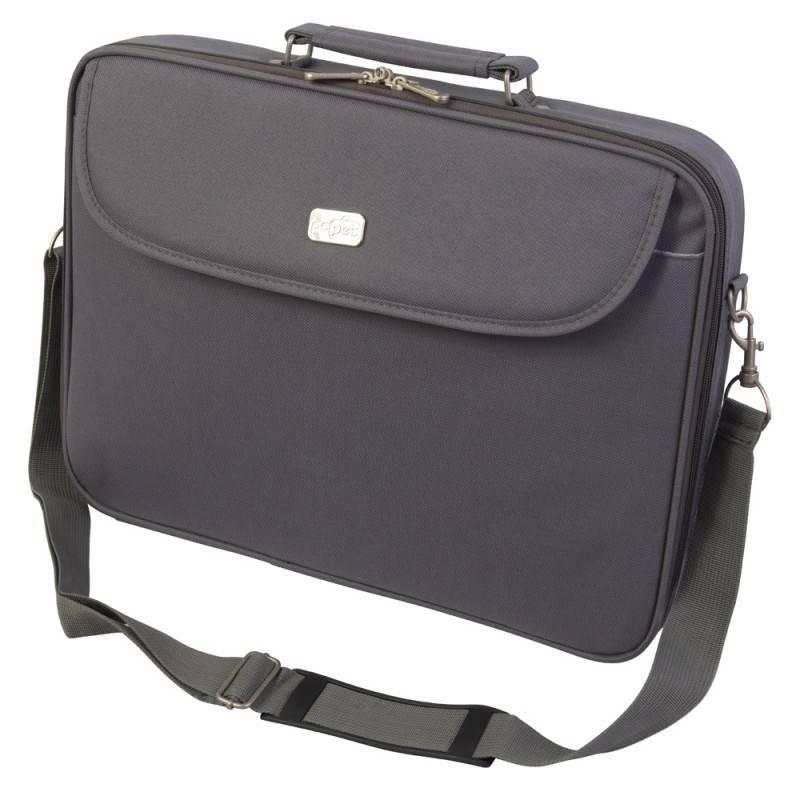 "Сумка для ноутбука 15.6"" PC Pet 600D темно-серый (PCP-A1015GY) - фото 1"