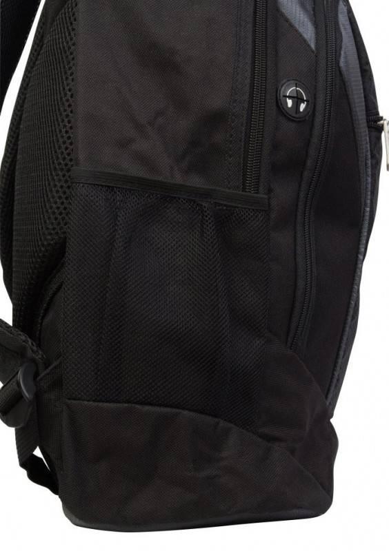 """Рюкзак для ноутбука 15.6"""" PC Pet PCP-RX1500P черный/серый - фото 5"""