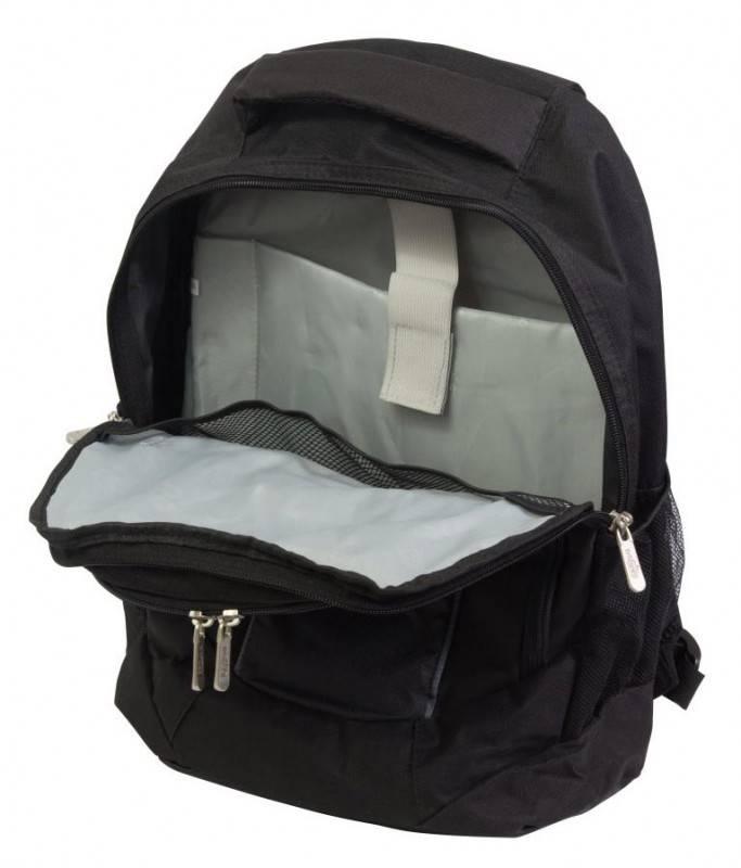 """Рюкзак для ноутбука 15.6"""" PC Pet PCP-RX1500P черный/серый - фото 3"""