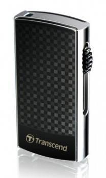 Флеш диск 16Gb Transcend Jetflash 560 USB2.0 черный / серебристый
