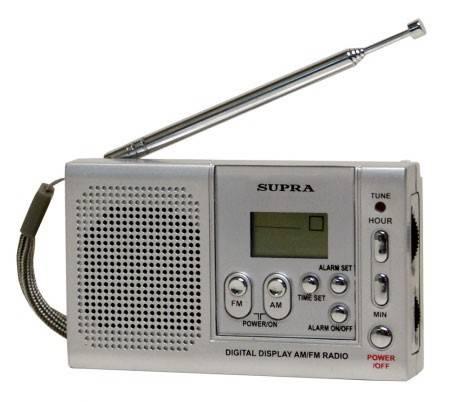 Радиоприёмник Supra ST-115 - фото 1