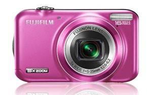 Фотоаппарат FujiFilm FinePix JX400 розовый - фото 1