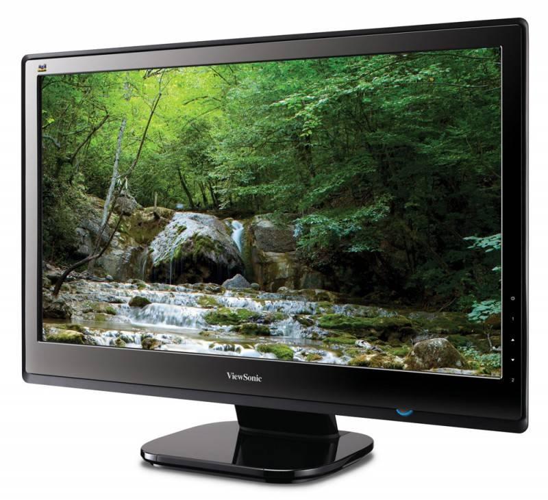 """Монитор 23.6"""" ViewSonic VX2453MH-LED - фото 2"""