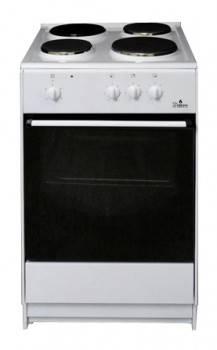 Плита электрическая Darina S EM 341 404 W белый