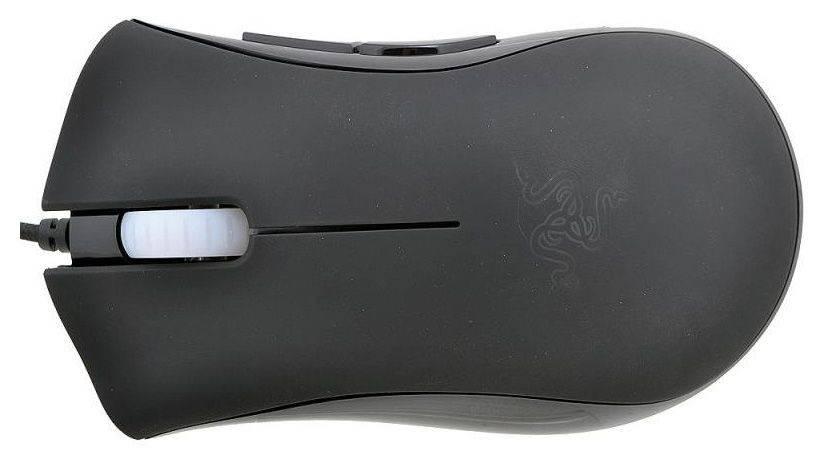 Мышь Razer Deathadder 3500 черный - фото 2