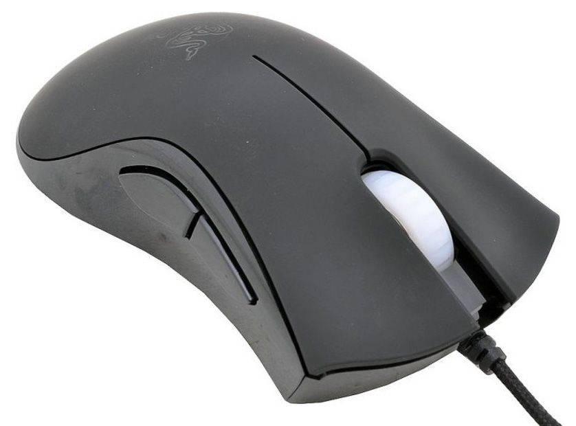 Мышь Razer Deathadder 3500 черный - фото 4