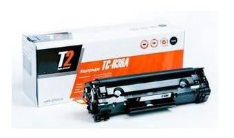 Картридж тонер T2 TC-H36A для HP LJ P1505 / P1505n / M1120 / M1120n / Canon LBP3250 Cartrige 713 2000 стр