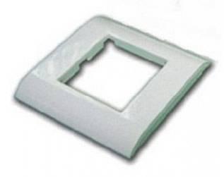 Накладка LANMASTER (LAN-FR45x45-WH)