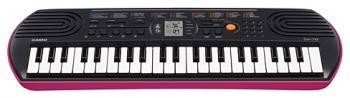 Синтезатор Casio SА-78 розовый (SA-78)