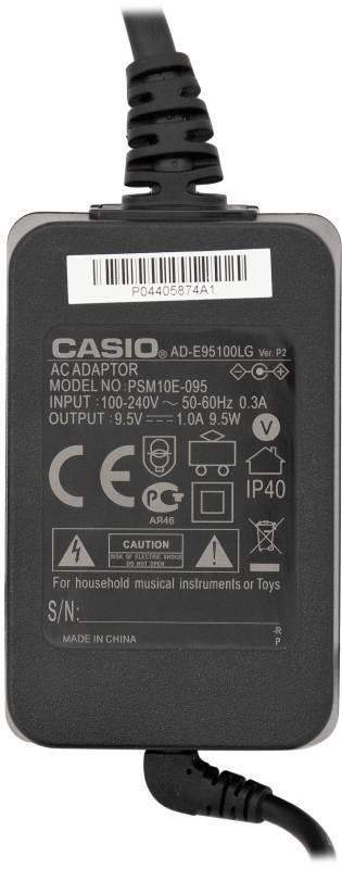 Сетевой адаптер Casio AD-E95100LG - фото 1