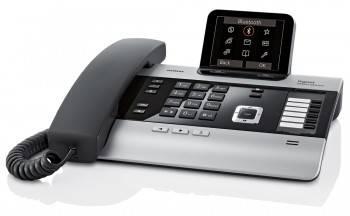 Телефон IP Gigaset DX800A черный