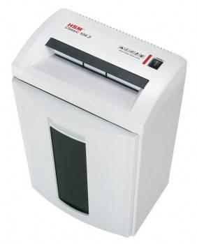 Уничтожитель бумаги HSM 104.3-1.9х15 (секр.P-5)
