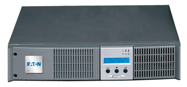 ИБП Eaton EX 68403 серый - фото 1