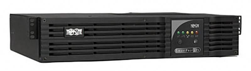 ИБП Tripplite SMX3000XLRT2U 2250Вт черный - фото 1