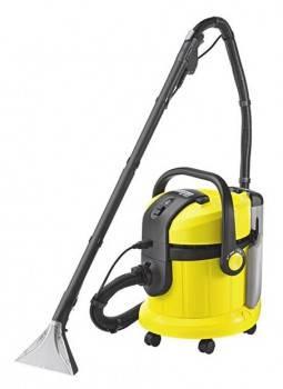 Моющий пылесос Karcher SE4001 желтый/черный (10811300)