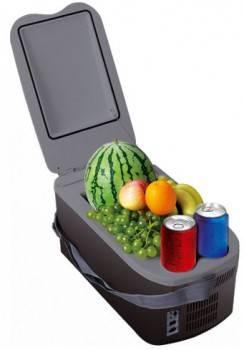 Автохолодильник Mystery MTC-16 серый / черный