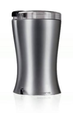 Кофемолка Polaris PCG0615 серебристый - фото 1