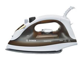 Утюг Bosch TDA2360 коричневый