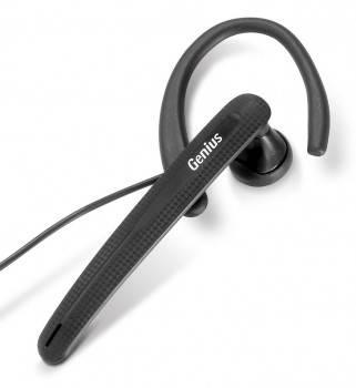 Наушники с микрофоном Genius HS-115 черный (31710145100)