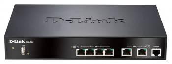 Сетевой экран D-Link DSR-500