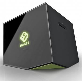 Цифровой медиаплеер D-Link DSM-380 Boxee Box