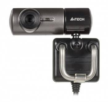 Камера Web A4 PK-835G серый/черный - фото 1