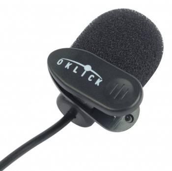 Микрофон Oklick MP-M008 черный