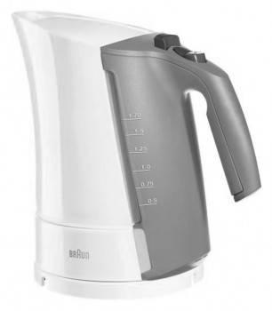 Чайник электрический Braun WK500 белый (0X63222702)