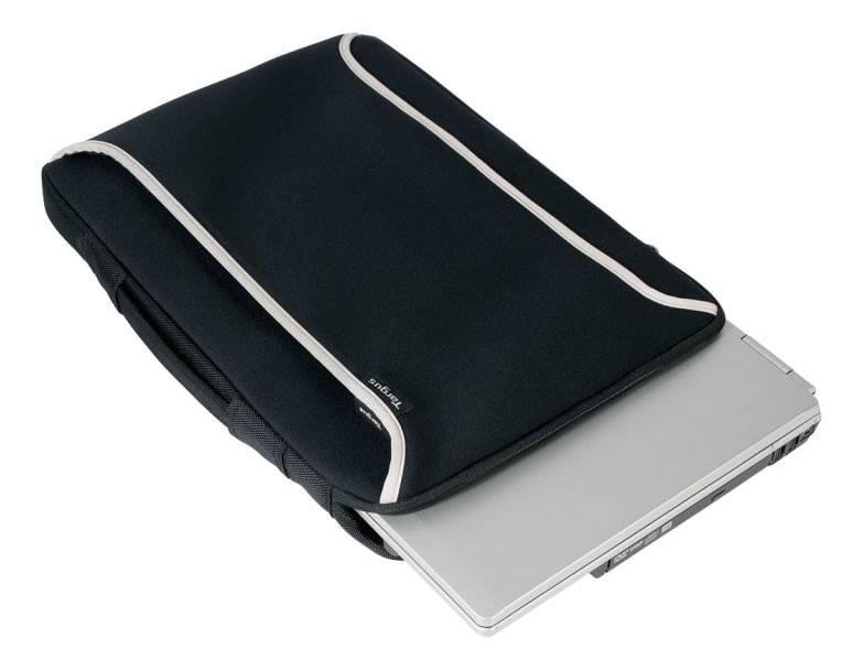 """Чехол для ноутбука 16"""" Targus TSS266EU черный - фото 3"""