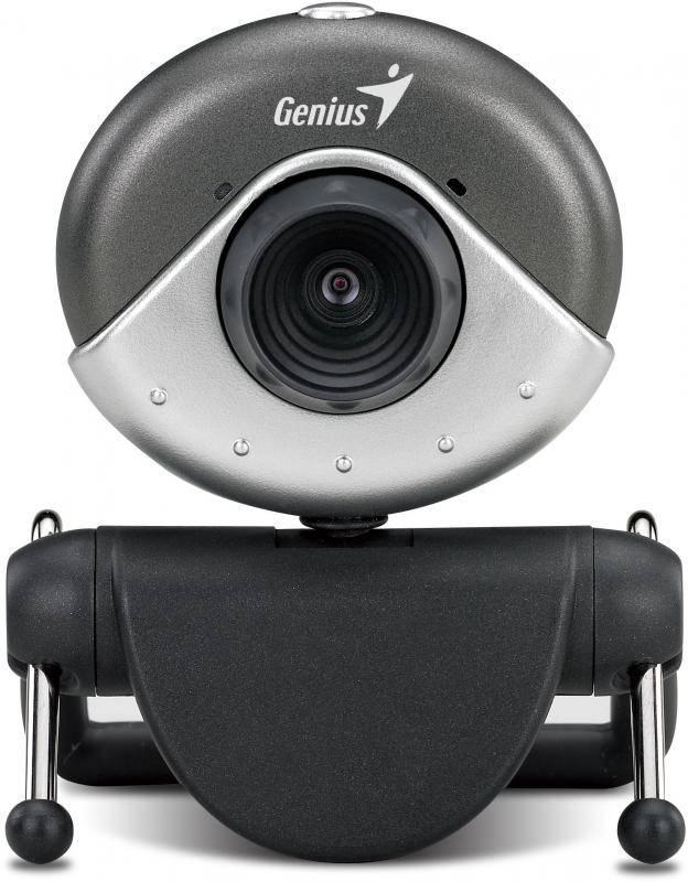 Веб-камера Genius E-Messenger 310 серый - фото 1