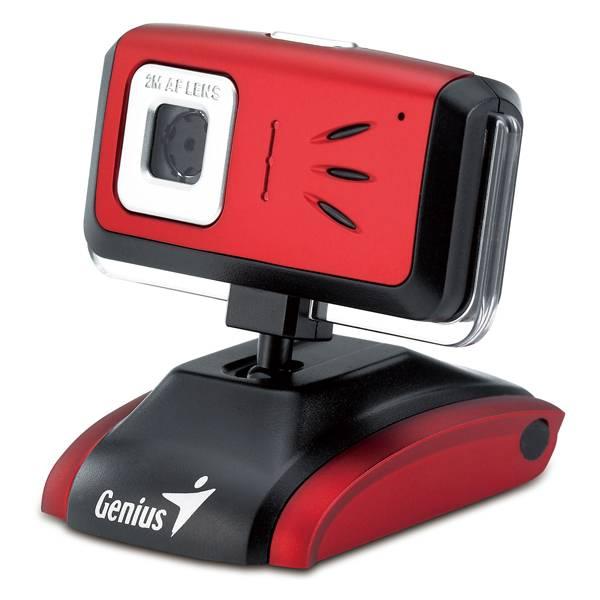 Камера Web Genius iSlim 2000 AF + флешка 2Гб синий - фото 1